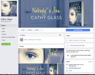 Facebook of Cathy Glass